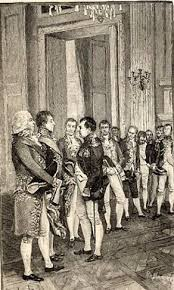 Napoleon and Talleyrand